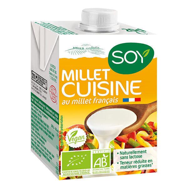 Soy - Millet de cuisine 20cl