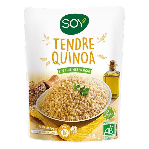 Soy - Tendre Quinoa 220g