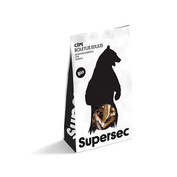 Supersec - Cèpes de Bordeaux 20g
