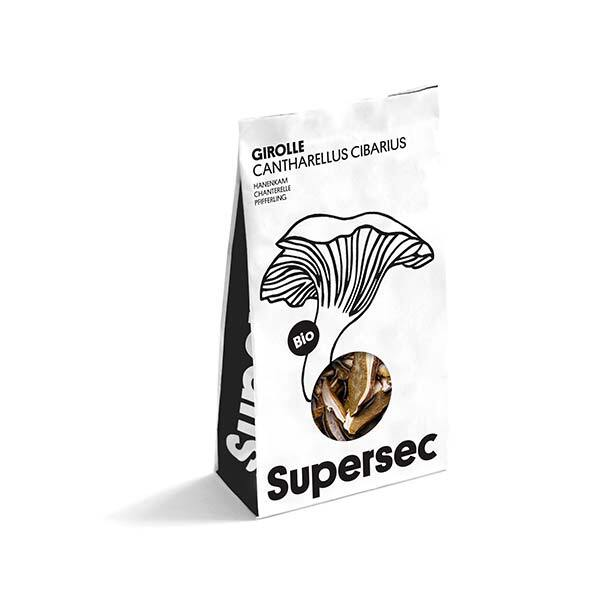 Supersec - Girolles 25g