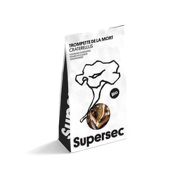 Supersec - Trompettes de la mort 25g