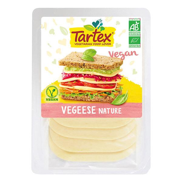 Tartex - Vegesse saveur Nature 150g