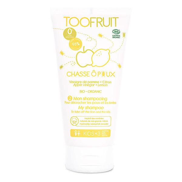 TOOFRUIT - Shampoing Anti-poux pour enfants 150ml