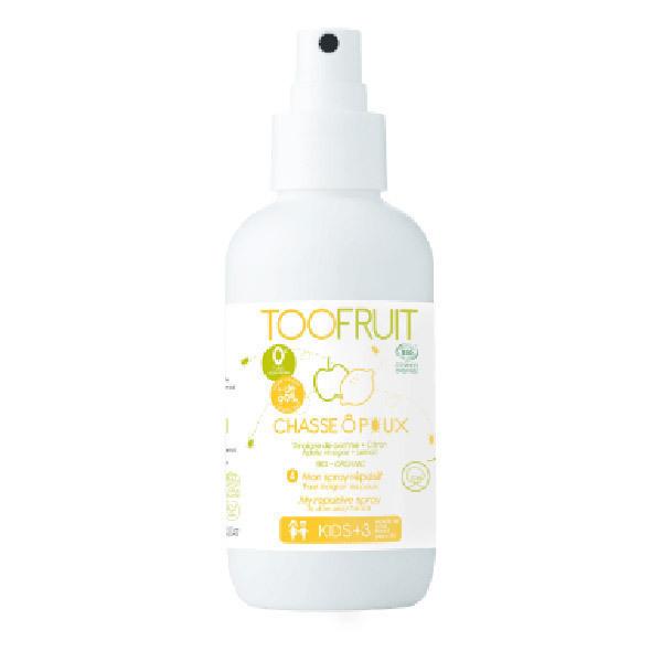 TOOFRUIT - Spray répulsif Anti-poux pour enfants 125ml