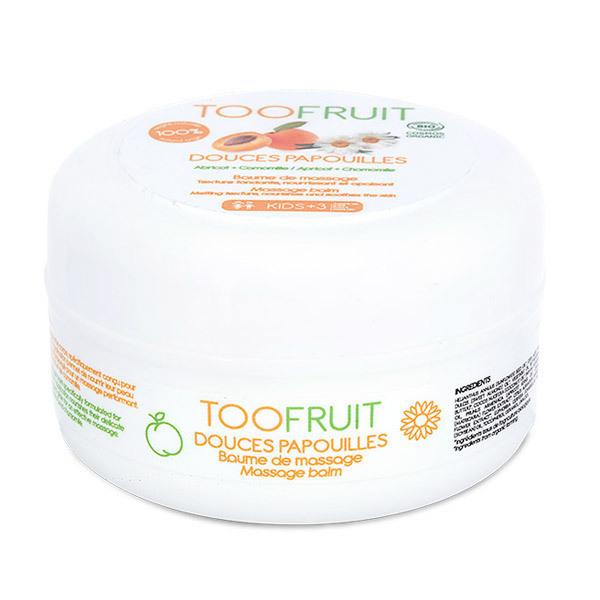 TOOFRUIT - Baume de massage Douces Papouilles 75ml