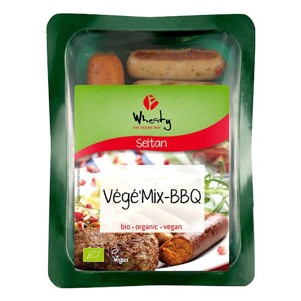Wheaty - Végé'Mix Barbecue 200g