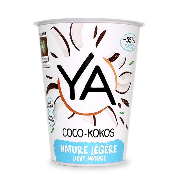 Ya - Douceur végétale fermentée Coco Légère 400g
