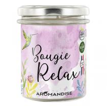 Aromandise - Bougie d'ambiance Relax 150g