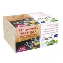 Anaé - Kit d'accessoires cosmétiques