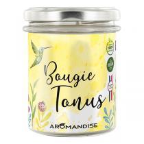 Aromandise - Bougie d'ambiance Tonus 150g