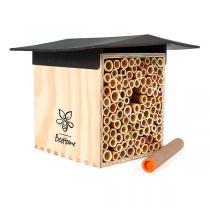 BeeHome - Abri pour abeilles sauvages Chocolat