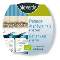 Bio Verde - Fromage de chèvre frais nature 100g