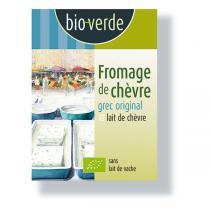 Bio Verde - Fromage de chèvre grec original 150g