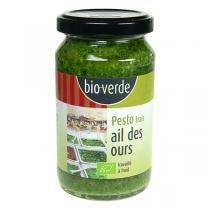 Bio Verde - Pesto frais à l'ail des ours 165g