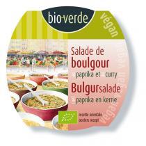 Bio Verde - Salade de boulgour paprika et curry 125g