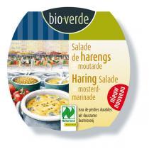 Bio Verde - Salade de harengs à la moutarde 150g