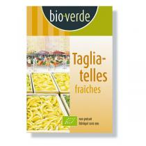 Bio Verde - Tagliatelles fraiches aux oeufs 250g