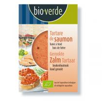 Bio Verde - Tartare de saumon fumé 125g
