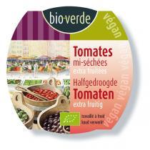 Bio Verde - Tomates mi-séchées 100g