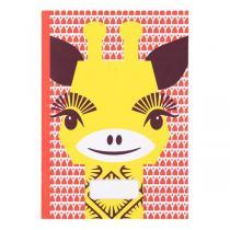 Coq En Pâte - Cahier d'écriture et dessin A5 Girafe 48 pages