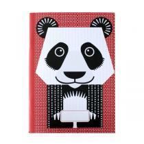 Coq En Pâte - Cahier d'écriture et dessin A5 Panda 48 pages