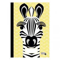 Coq En Pâte - Cahier d'écriture et dessin A5 Zebre 48 pages