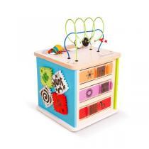 Hape - Cube d'activité Innovation station - Dès 12 mois