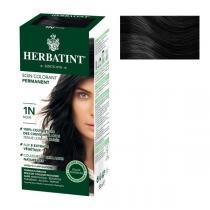 Herbatint - Lot de 2 Soins Colorants Permanent 1N Noir
