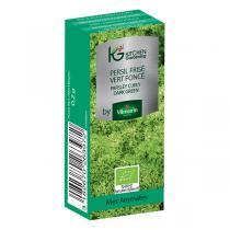 Kitchen Gardening - Semence de Persil frisé vert foncé Bio
