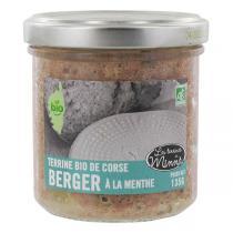 Les spécialités de Minnà - Terrine du berger à la menthe 135g