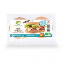 Nature & Cie - Pains Hamburger 2x100g