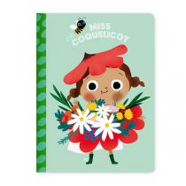Pirouette cacahouete - Carnet Miss Coquelicot