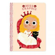 Pirouette cacahouete - Carnet Miss Crapule