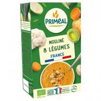 Priméal - Mouliné 8 légumes 1L