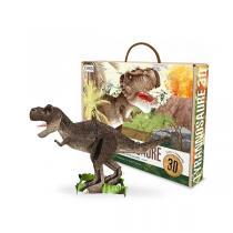 SASSI Junior - L'ère des Dinosaures - Maquette Tyrannosaure 3D - Dès 6 ans