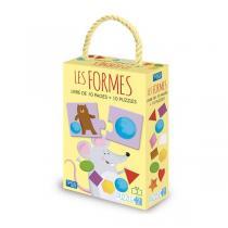 SASSI Junior - Puzzle Les formes - Dès 2 ans