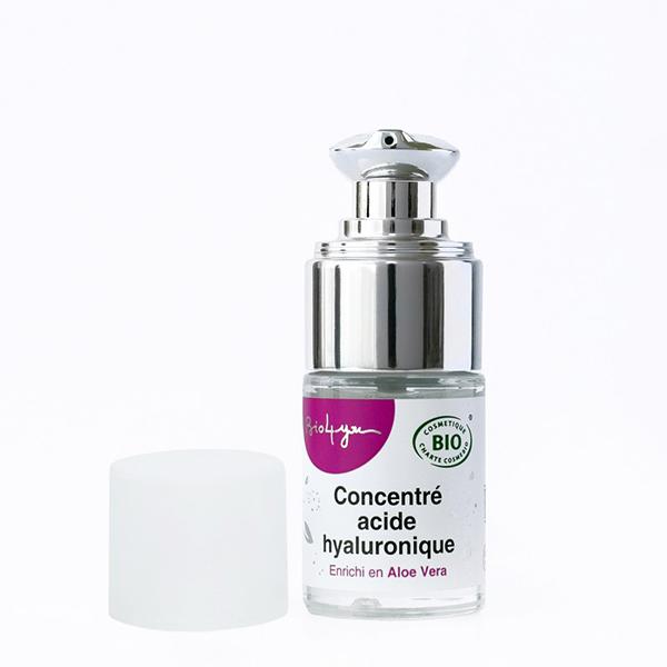 Bio 4 you - Concentre Acide Hyaluronique - Flacon de 15mL