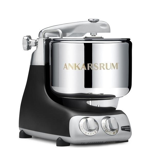 Ankarsrum - Robot de cuisine Assistent Original Noir mat