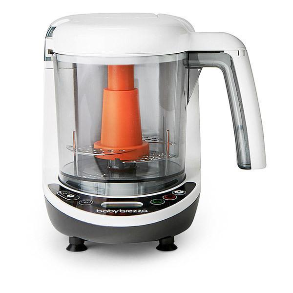 Babybrezza - Robot mixeur et cuiseur Food Maker Deluxe