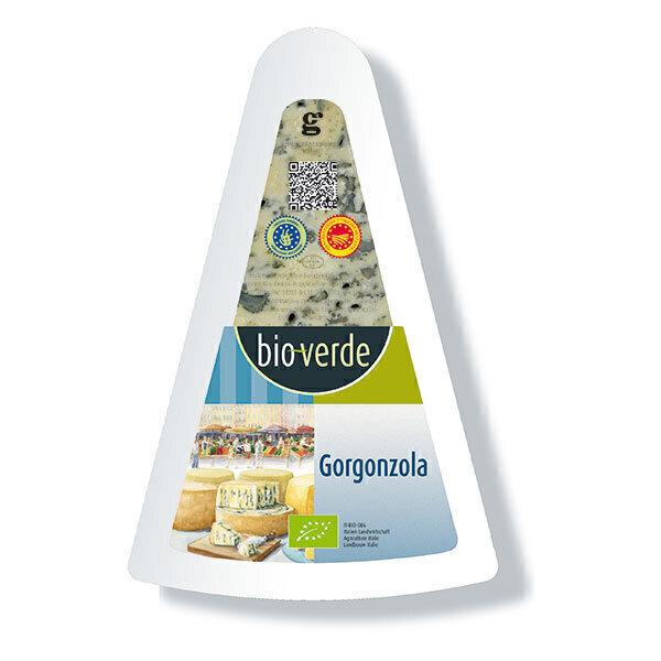 Bio Verde - Gorgonzola 125g