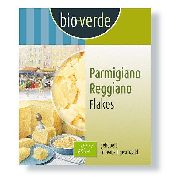 Bio Verde - Parmigiano Reggiano en copeaux 40g