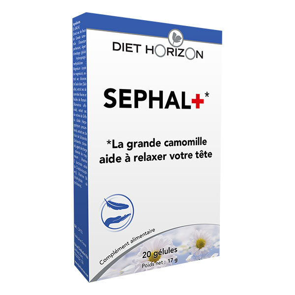Diet Horizon - Séphal + Grande Camomille 20cps