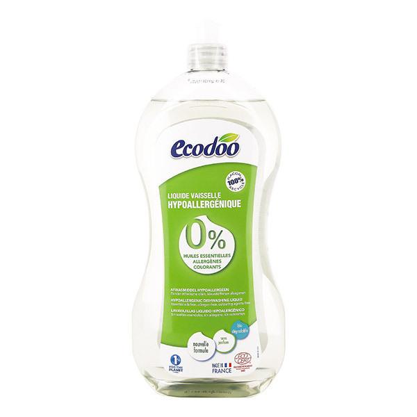Ecodoo - Liquide vaisselle hypoallergénique 1L