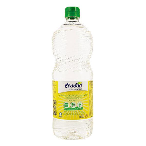 Ecodoo - Vinaigre d'alcool eucalyptus 20% 1L
