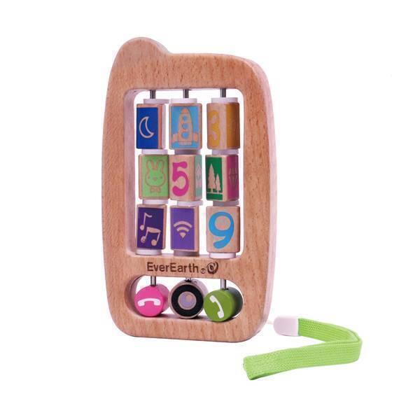 EverEarth - Téléphone pour enfants - Dès 12 mois
