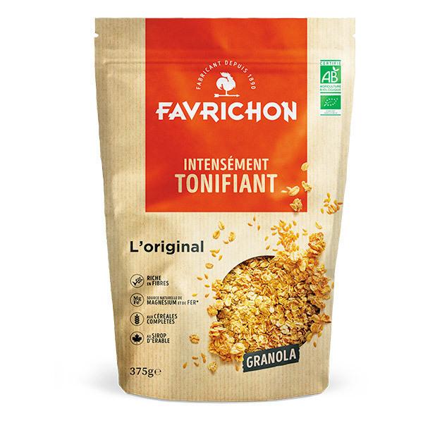 Favrichon - Granola L'Original 375g