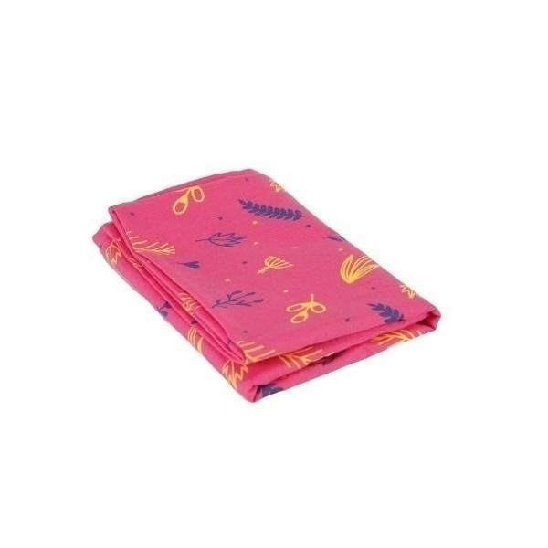 Greenweez - Emballage cadeaux Furoshiki Fuchsia 65 x 65cm