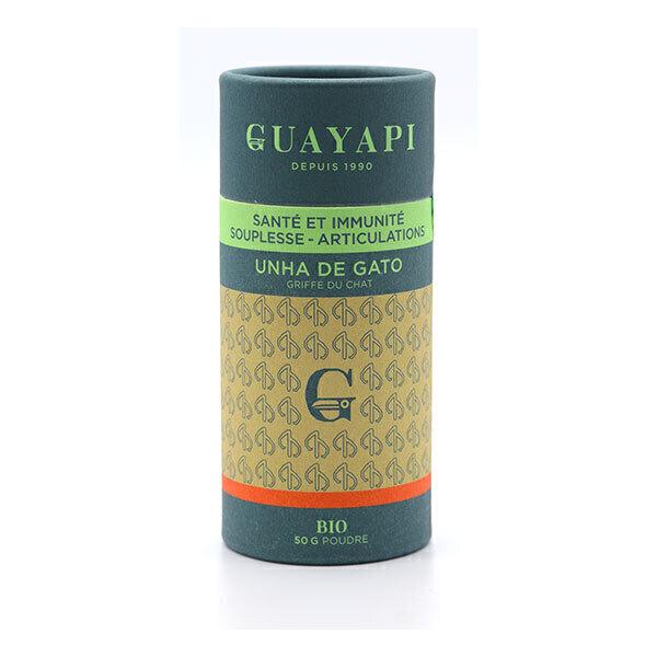 Guayapi - Una de gato (Griffe du Chat) en poudre - 50g
