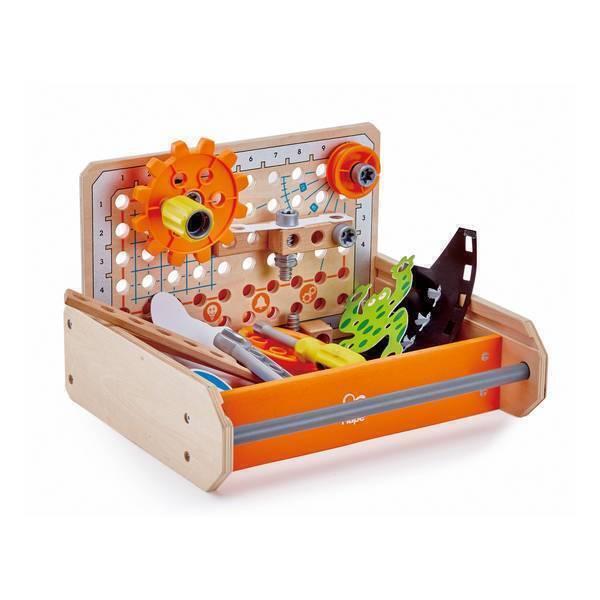 Hape - Boîte à outils - Dès 4 ans