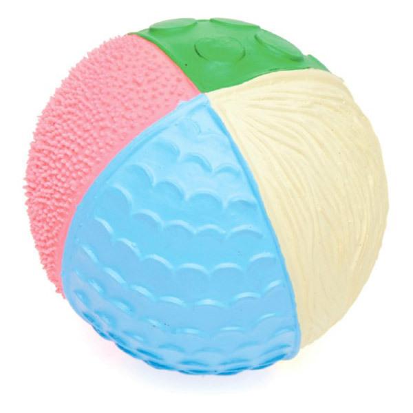Lanco Toys - Hochet dentition Balle texturée - dès la naissance